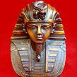 King Tut Bust Tutankhamun Statue