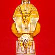 Egypt Pharaoh Khefren Khafre Sphinx Bust Statue Sculpture