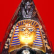 Egyptian King Tutankhamun Mask lamp