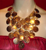 Egyptian Cleopatra Necklace Jewelry And Accessories