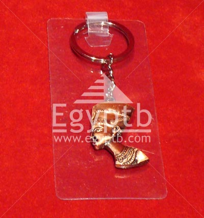 EgyptianMetal Key Chain Souvenir