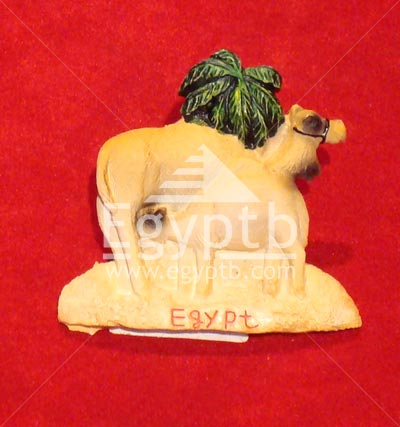 Egyptian Magnet Antique Kamel