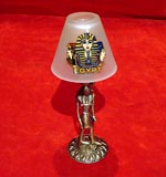 Egyptian Horus Candle Votive Holder