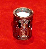 Egyptian Candle Votive Holder
