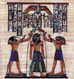 Coronation Of King Ramses