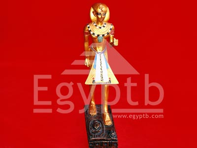 Egyptian Guardian Statue