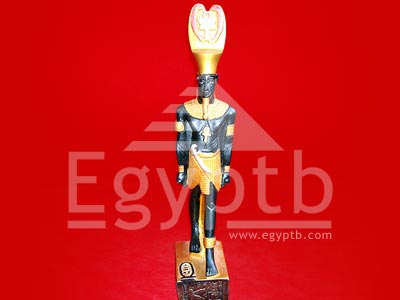 Egyptian Ramses II Stone Statue Beautiful Hand Carved