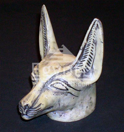 Egyptian Goddess Anubis Statue